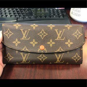 Louis Vuitton Emile wallet